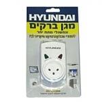 מגן ברקים Hyundai HY-EMP601S-IL Surge Protector