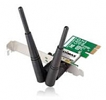 כרטיס רשת Edimax EW-7612PIN V2 N300 Wireless PCI Express 300Mbps