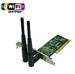 כרטיס רשת Edimax EW-7722IN nMax Wireless PCI 300Mbps