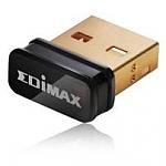 מתאם רשת אלחוטי Edimax EW-7811UN nLITE Wireless Nano-Size USB 150Mbps