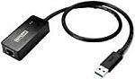 מתאם STLab U-790 מחיבור USB 3.0 לחיבור רשת RJ45