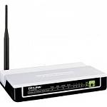 ראוטר + מודם TP-Link TD-W8951ND nLITE ADSL2 150Mbps