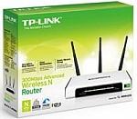 ראוטר TP-Link TL-WR940N Mimo nMax 300Mbps