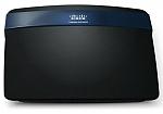 ראוטר LinkSYS EA3500 Dual-Band N750 300Mbps + 450Mbps
