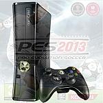 Microsoft XBOX 360 4GB SLIM PAL - בחבילת כדורגל 2013 מיקרוסופט