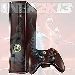 Microsoft XBOX 360 4GB SLIM PAL - בחבילת כדורסל 2013 מיקרוסופט