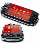 PSP Slim & Lite - כולל פריצת לקריאת צרובים + כרטיס זיכרון 4GB