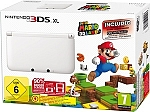 Nintendo 3DS XL לבן + Super Mario 3D Land ( משחק) נינטנדו