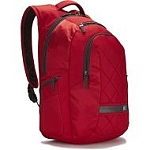 תיק למחשב נייד CaseLogic 15-16 Inch Laptop Backpack DLBP-116R Red