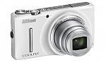 מצלמה דיגיטלית Nikon COOLPIX S9400 18.1MP with 8GB - צבע כסף
