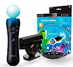 חבילת מתחיל Sony PlayStation Move Starter Pack with Motion Controller, Eye Camera and Starter Disc