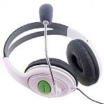 אוזניות סטריאו ל XBOX360
