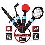 ערכת אביזרי ספורט ps3 move sport pack