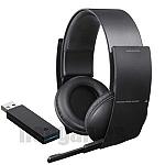אוזניות אלחוטיות SONY PS3 7.1
