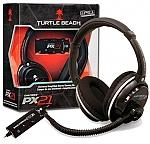 אוזניות גיימרים מקצועיות + מיקרופון Turtle Beach