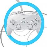 שלט לבן ל Wii - השלט הקלאסי נינטנדו