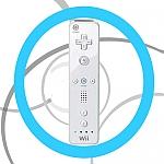 שלט לבן Wii Mote נינטנדו