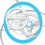 הגה ל Wii + אפשרות חיבור Motion Plus