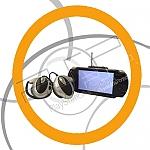 אוזניות אל-חוטיות ל PSP 3000 2000