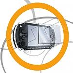 מדבקה נגד שריטות מגן מסך 2000 3000 ל PSP