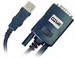 כבל STLab U-224 מחיבור USB לחיבור RS232