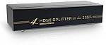 מפצל Dynamode מחיבור HDMI ל-4 חיבורי HDMI