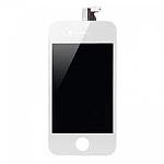 תצוגה ומסך  לאייפון 4S  לבן