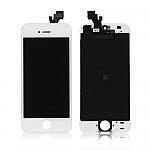 מסך לאייפון 5 לבן