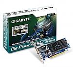 כרטיס מסך מתצוגה Gigabyte GT210 512MB GDDR2 DVI HDMI PCI-E GV-N210OC-512I