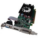 כרטיס מסך מתצוגה Inno3D GT210 512MB SDDR3 DX10 DVI HDMI PCI-E