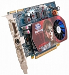 כרטיס מסך מתצוגה Sapphire HD 4670 1GB GDDR3 DX10.1 HDTV DVI HDMI PCI-E 2.0