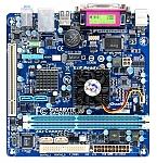 לוח אם מתצוגה Gigabyte GA-D525TUD Atom D525, NM10, 2xDDR3 800, VGA