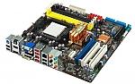 לוח אם מתצוגה Asus M3A78-EMH HDMI AM2+, 780G, DDR2 1066, VGA, HDMI
