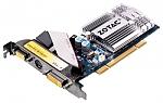 כרטיס מסך מתצוגה 6200A 512MB GDDR2 TV DVI AGP