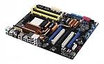 לוח אם מתצוגה Asus M4N82 Deluxe AM2+, AM3, nForce 980a SLI, DDR2 1066, 3xPCI-E
