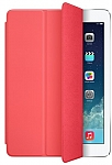כיסוי מקורי לאייפד Apple iPad Smart Cover Polyurethane Pink