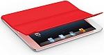 כיסוי לאייפד מיני Apple iPad Mini Smart Cover Polyurethane - צבע אדום
