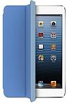 כיסוי לאייפד מיני Apple iPad Mini Smart Cover Polyurethane - צבע כחול