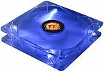 מאורר למארז Thermaltake Thunderblade 120mm Blue LED Basic Fan AF0032