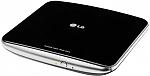 צורב חיצוני LG GP50NB40 USB 2.0 Slim DVD±RW x8 - צבע שחור