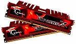 זיכרון למחשב G.Skill Ripjaws-X 2x4GB DDR3 1600Mhz PC3-12800 Kit CL9-9-9-24