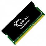 זכרון למחשב נייד G.Skill 1x4GB DDR3 1600Mhz SODIMM