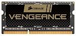 זכרון למחשב נייד Corsair 1x8GB DDR3 1600Mhz Vengeance SODIMM