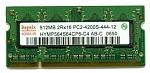 זיכרון למחשב נייד Hynix Sodimm 512MB 667Mhz DDRII