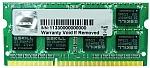 זיכרון למחשב נייד G.Skill 1x2GB DDR3 1066Mhz SODIMM