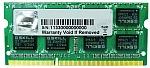 זכרון למחשב נייד G.Skill 1x2GB DDR3 1333Mhz SODIMM