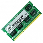 זכרון למחשב נייד G.Skill 1x4GB DDR3 1066Mhz SODIMM