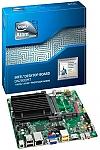 לוח אם Intel DN2800MT Atom N2800, Intel NM10, 2xDDR3 SODIMM, VGA, HDMI, Mini-ITX
