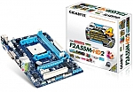 לוח אם Gigabyte GA-F2A55M-HD2 FM2, AMD A55, DDR3 1866, VGA, DVI, HDMI, GBL
