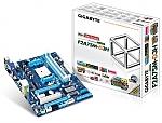 לוח אם Gigabyte GA-F2A75M-D3H FM2, AMD A75, DDR3 1866, VGA, DVI, HDMI, GBL